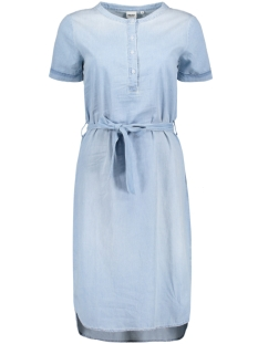 OBJCANSAS S/S DRESS 91 DIV 23024968 Light Blue Denim
