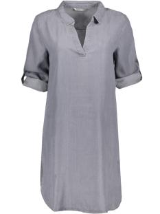 Only Tuniek onlANNA 3/4 SHIRT DRESS WVN 15145695 Grey Denim
