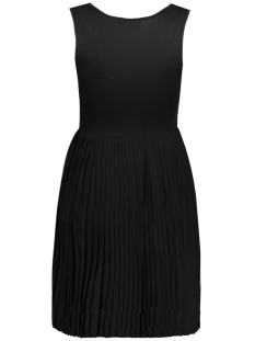 onljennifer sl plisse dress wvn 15145178 only jurk black