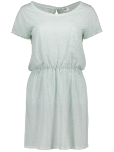 Jacqueline de Yong Tuniek JDYBOLETTE S/S DRESS JRS 15133657 Blue Haze