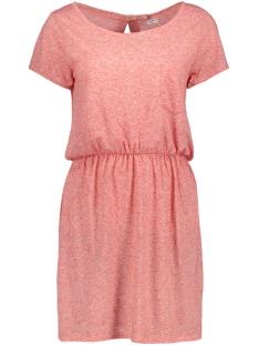 Jacqueline de Yong Tuniek JDYBOLETTE S/S DRESS JRS 15133657 Poinciana