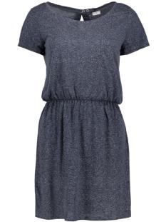 Jacqueline de Yong Tuniek JDYBOLETTE S/S DRESS JRS 15133657 Mood Indigo