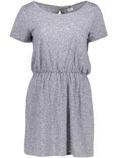 Jacqueline de Yong Tuniek JDYBOLETTE S/S DRESS JRS 15133657 Black Iris
