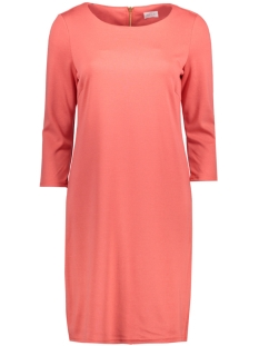 Vila Jurk VITINNY NEW DRESS-FAV 14043495 Deep Sea Coral