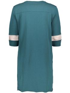 onlline 2/4 dress swt 15142078 only jurk atlantic deep/cameo rose