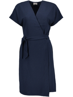 VMBOURNE S/S WRAP DRESS NFS - KA 10183699 Navy Blazer