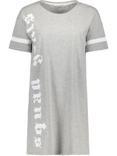 onlSQUAD BROOKLYN S/S SHORT DRESS B 15144595 Light Grey Melange