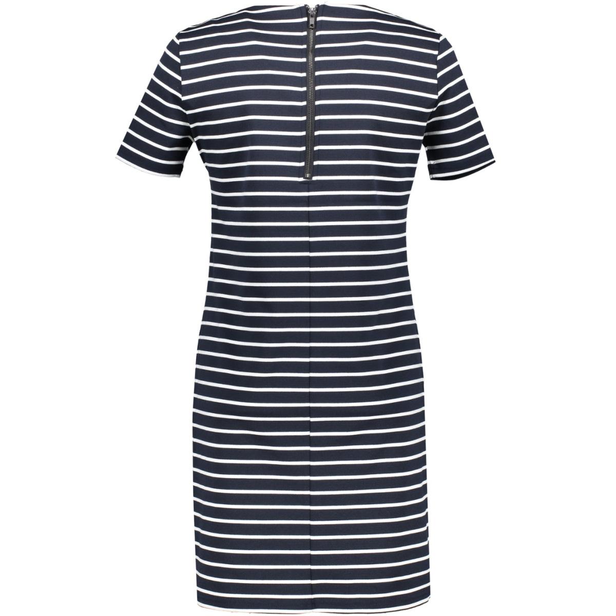 vitinny pocket dress/1 14044205 vila jurk total eclipse/snow white