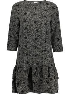 Jacqueline de Yong Jurk JDYTRACY 3/4 DRESS WVN 15137068 Black