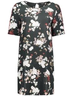 onlCASA LUX TEE DRESS WVN 15143254 Rosin-Flower