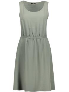 Only Jurk onlNOVA LUX S/L SARAH SOLID DRESS 15139746 Agave Green