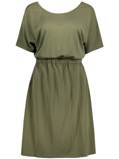 Object Jurk OBJIBIA S/S DRESS A 23025300 Ivy Green