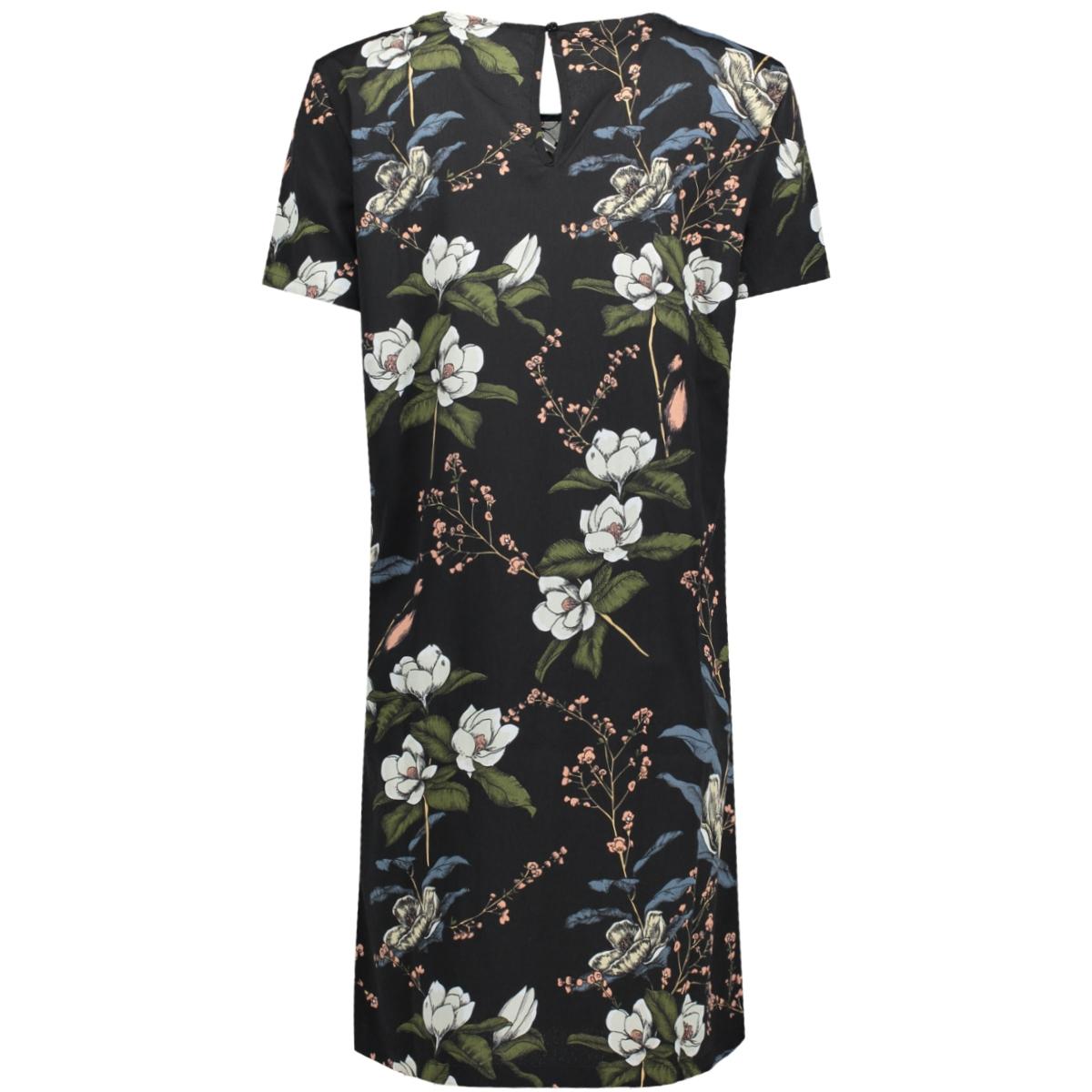 vipausina ss dress/rx 14045779 vila jurk black