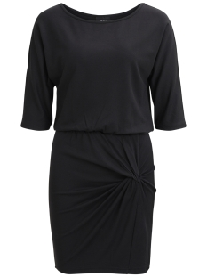 Object Jurk OBJLAURA 2/4 DRESS .I 93 23025194 Black
