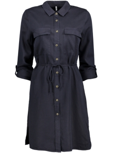 Only Jurk onlBELLA LUX TENCEL SHIRT DRESS TLR 15135583 Sky Captain