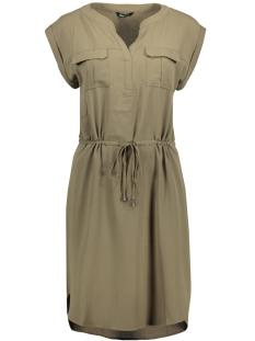 Only Jurk onlVERTIGO S/S SHORT DRESS RP WVN 15140396 Tarmac
