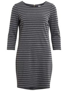 VITINNY NEW DRESS-NOOS 14033863 Medium Grey Mel/Black