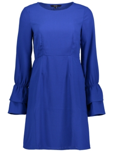 VMMOLLY L/S WRINCLE SHORT DRESS 10191087 Surf the Web
