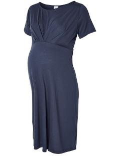 Mama-Licious Positie jurk MLSELLA S/S JERSEY DRESS A 20007082 Ombre Blue