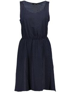 Only Jurk onlNOVA LUX S/L AOP SARAH DRESS WVN 15143026 Night Sky/ Nova Dot