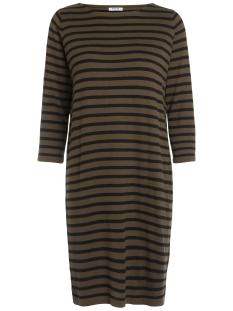 PCLYNETT 3/4 KNIT DRESS 17083538 Dark Olive