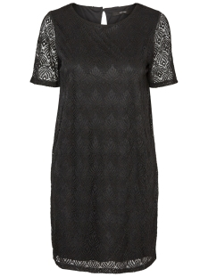 Vero Moda Jurk VMMAJSE 2/4 SHORT LACE DRESS JRS A 10182882 Black