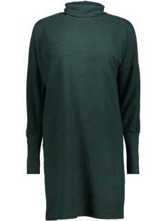 Noisy may Jurk NMCITY L/S BAT SHORT DRESS   NOOS 27000748 Green Gables
