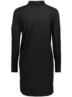 nmcity l/s bat short dress   noos 27000748 noisy may jurk black