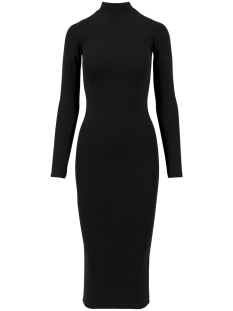 Urban Classics Jurk TB1296 DRESS BLACK Black