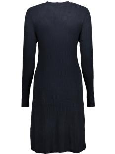 onlmona l/s rib dress knt 15141878 only jurk sky captain