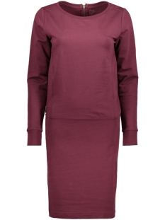 Only Jurk onlLAURA L/S DRESS SWT 15141816 Port Royal
