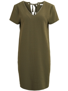 Vila Jurk VIGRY DRESS 14045058 Ivy Green