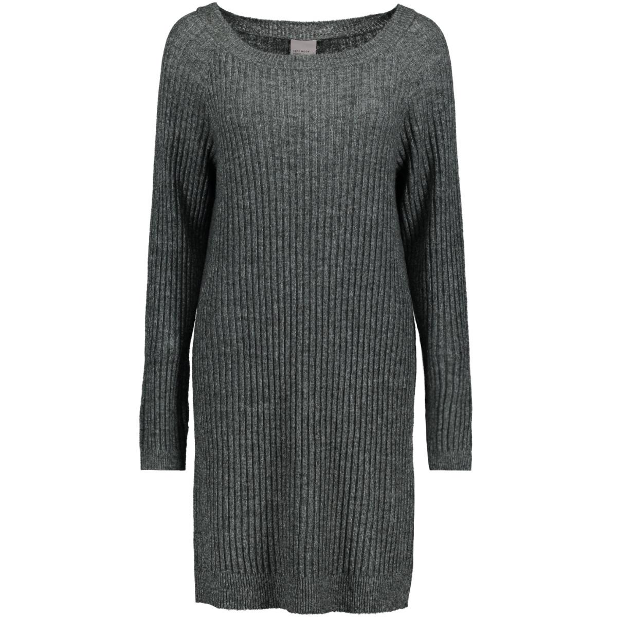 vmtia nanny ls dress boo 10177416 vero moda jurk green gables/melange