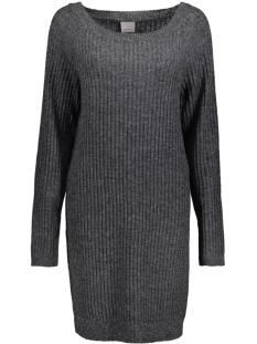 Vero Moda Jurk VMTIA NANNY LS DRESS BOO 10177416 Black/Melange