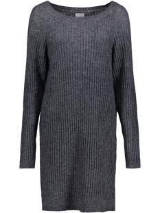 Vero Moda Jurk VMTIA NANNY LS DRESS BOO 10177416 Navy Blazer/MELANGE