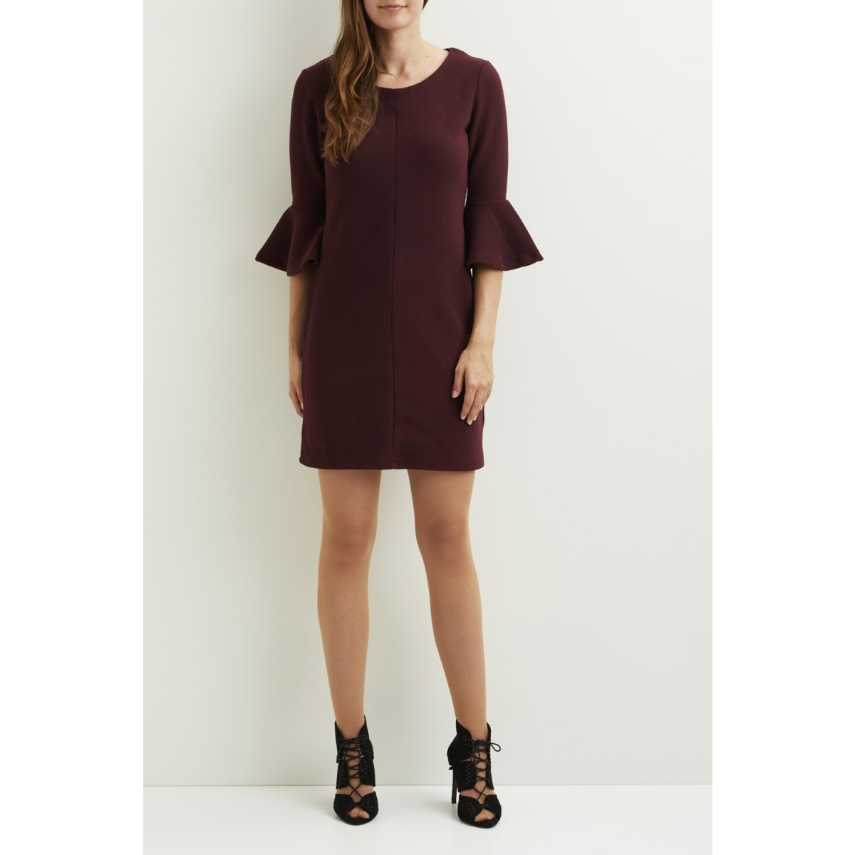 objtamia 3/4 dress 94 23025539 object jurk winetasting