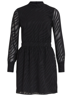 Object Jurk OBJGABRIELLE L/S DRESS 94 23025618 Black