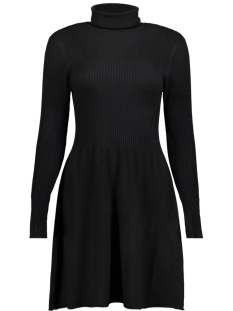 Only Jurk onlALMA L/S DRESS KNT 15142506 Black