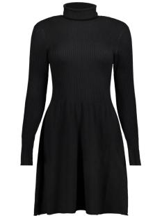 Only Jurk onlALMA L/S DRESS KNT 15142506 Black