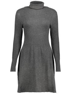 Only Jurk onlALMA L/S DRESS KNT 15142506 Dark Grey Melange