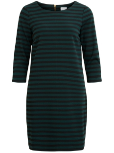 Vila Jurk VITINNY NEW DRESS-FAV 14043495 Pine Grove/BLACK