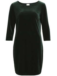 Vila Jurk VISIENNA 3/4 SLEEVE DRESS/2 14044604 Pine Grove