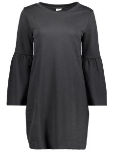 jdyprove l/s wide sl sweat dress sw 15146670 jacqueline de yong jurk black