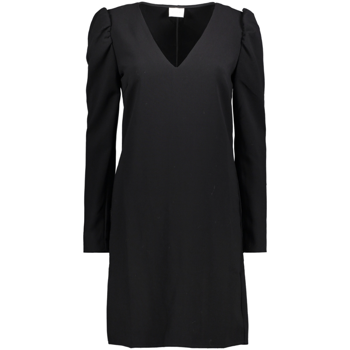 vieight dress 14045145 vila jurk black