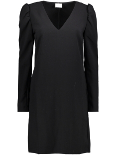 Vila Jurk VIEIGHT DRESS 14045145 Black