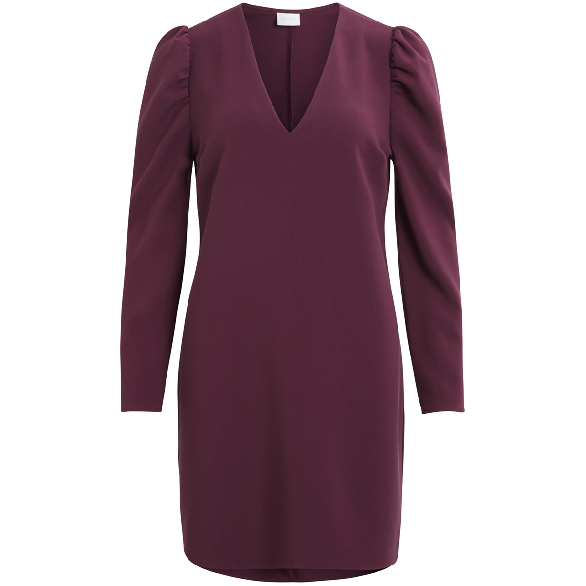 vieight dress 14045145 vila jurk fig