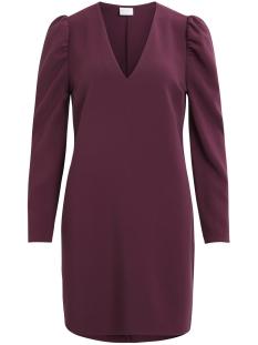 Vila Jurk VIEIGHT DRESS 14045145 Fig