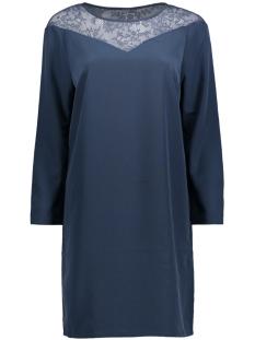 Jacqueline de Yong Jurk JDYKIRA 7/8 LACE DRESS WVN 15142793 Dress blues