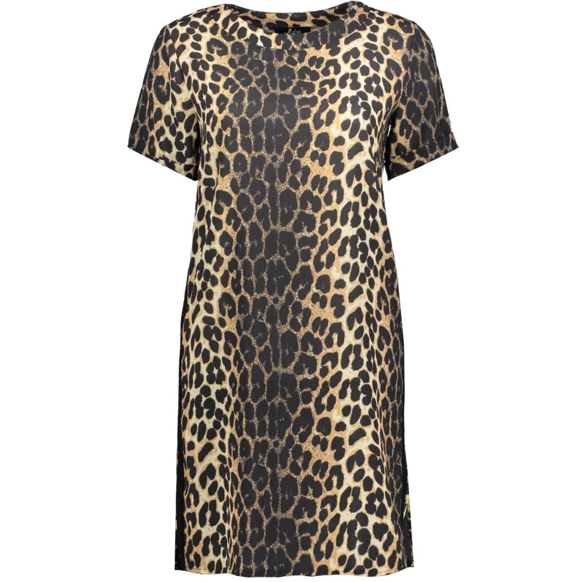 myca dress  leopard luba jurk leopard