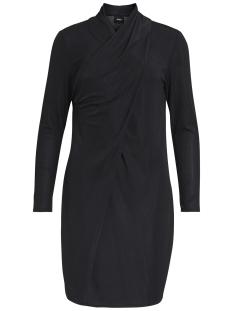 objcosma l/s dress 94 23025540 object jurk black